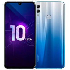 Huawei Honor 10 Lite; 3/64Gb Sky Blue (Небесный Голубой) (US)