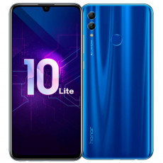 Huawei Honor 10 Lite; 3/32Gb Sapphire Blue (Сапфировый Синий) (РСТ)