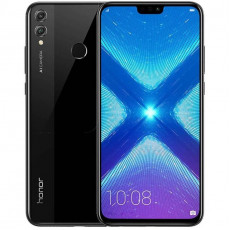 Huawei Honor 8x; 64Gb Черный (Black) (РСТ)