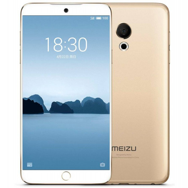 Meizu 15 Lite 4/64 Gb Золотой / Gold (Global version): характеристики
