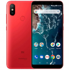 Xiaomi Mi A2; 4/64 Gb Global Version Red (Красный)