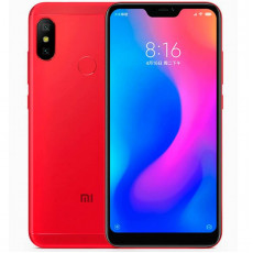Xiaomi Mi A2 Lite 3 Gb / 32 Gb (Global Version) Red / Красный