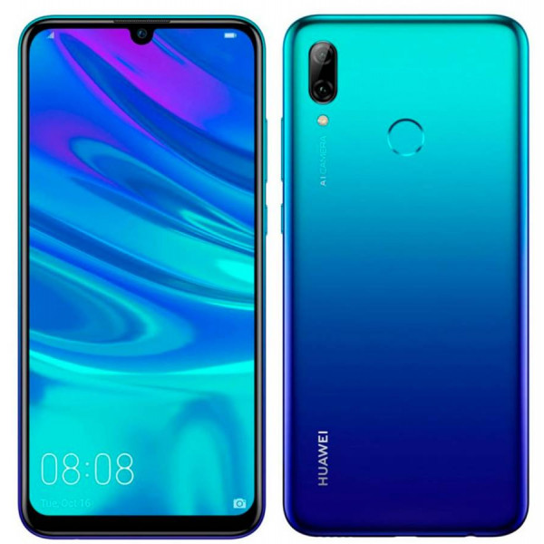 Huawei P Smart 2019 32Gb Синий (Blue) (РСТ)