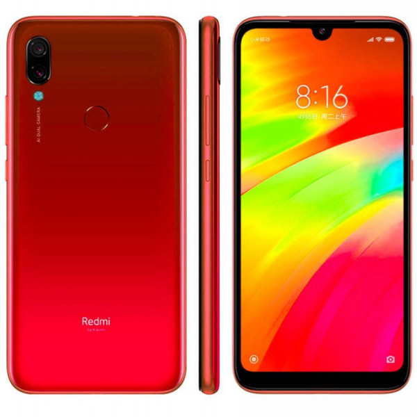 Xiaomi Redmi 7; 2Gb / 16Gb (Global Version) Red / Красный