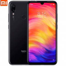 Xiaomi Redmi Note 7; 4Gb / 128Gb (Global Version) Black / Черный