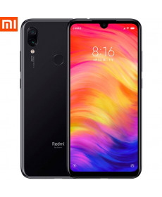 Xiaomi Redmi Note 7; 4Gb / 64Gb (Global Version) Black / Черный