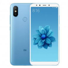 Xiaomi Mi A2; 4/32 Gb Blue Global Version (Синий)