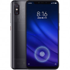 Xiaomi Mi 8 Pro; 8/128 Gb Global Version Transparent Titanium (Прозрачный Титан)