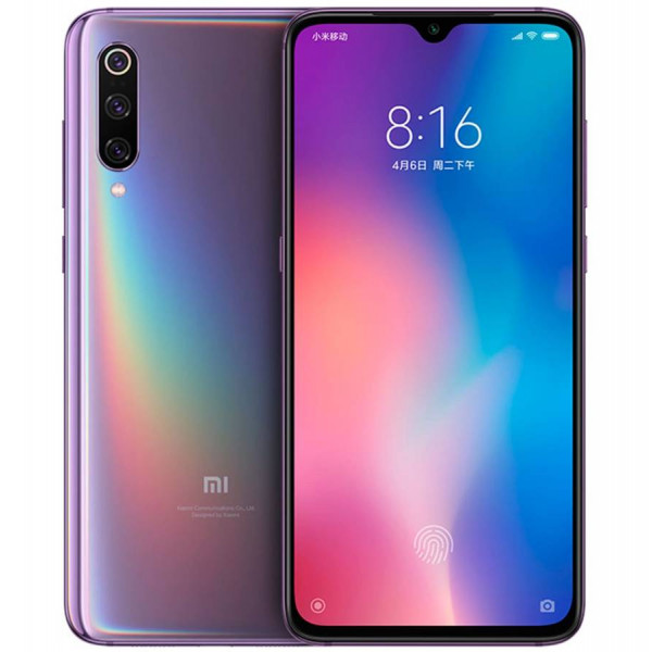 Xiaomi Mi 9; 6 / 64 GB Global Version Фиолетовый (Lavender Violet)