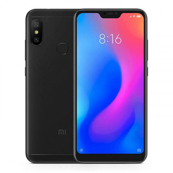 Xiaomi Mi A2 Lite 4Gb / 64 Gb (Global Version) Black / Черный