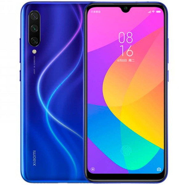 Xiaomi Mi A3 4/64 GB Not Just Blue / Синий (Ростест)