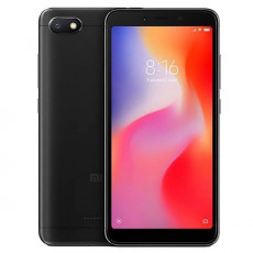 Xiaomi Redmi 6A; 2 Gb / 16 Gb Black (Черный)