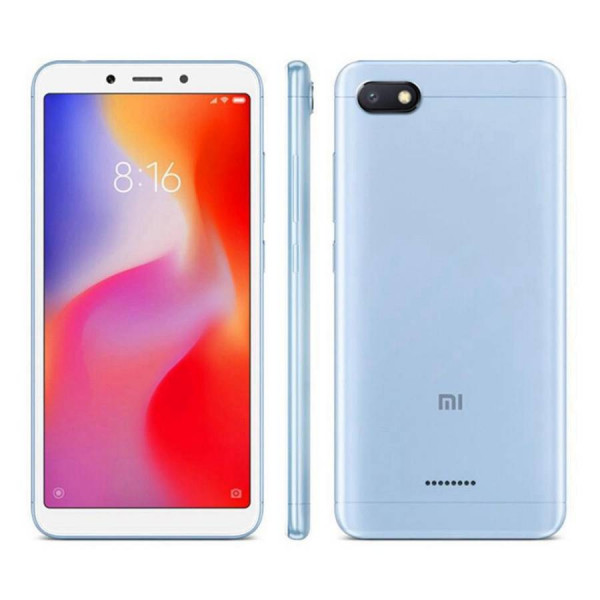 Xiaomi Redmi 6A; 2 Gb / 32 Gb Blue (Синий)