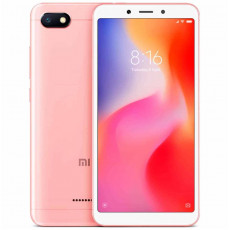Xiaomi Redmi 6A; 2 Gb / 16 Gb Rose Gold (Розовый)