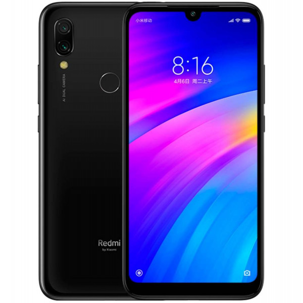 Xiaomi Redmi 7; 3Gb / 32Gb (Global Version) Black / Черный