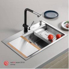 Кухонная мойка Xiaomi Mensarjor Kitchen Multi-Function Manual Sink