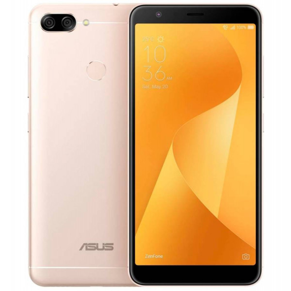 Asus ZenFone Max Plus 3/32 Gb Gold (Золотой) (M1) EU