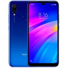 Xiaomi Redmi 7; 2Gb / 16Gb (Global Version) Blue / Синий