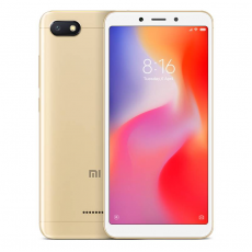 Xiaomi Redmi 6A; 2 Gb / 16 Gb Gold (Золотой)