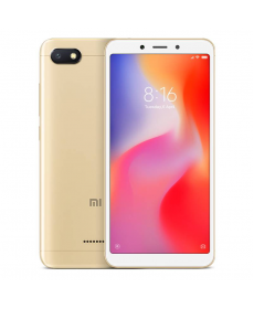 Xiaomi Redmi 6A; 2 Gb / 32 Gb Gold (Золотой)