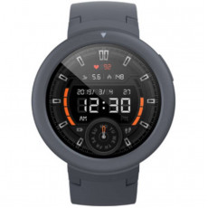 Смарт-часы Xiaomi Amazfit Verge Lite / Youth Edition (Серые / Shark Grey)