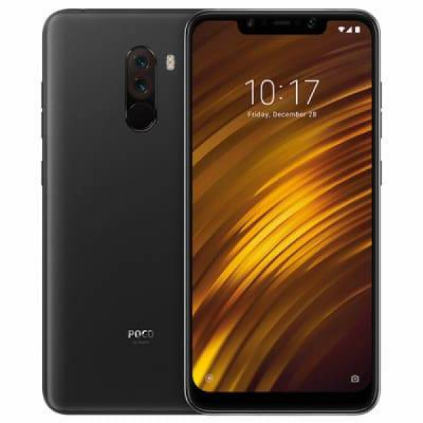 Xiaomi Pocophone F1; 128 Гб Black (Черный) Global Version