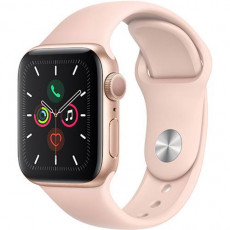 Часы Apple Watch Series 5 40mm Gold Sport Band (золотой)