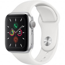 Часы Apple Watch Series 5 40mm Silver Sport Band (серебристый)