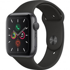 Часы Apple Watch Series 5 44mm Space Grey Sport Band (серый космос)