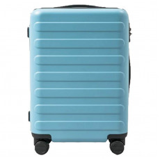 Чемодан Xiaomi 90 Points Rhine Flower Suitcase 20″ (синий / blue)