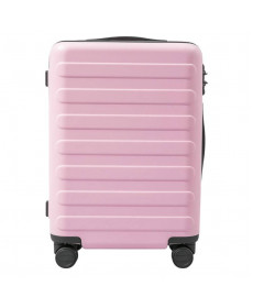 Чемодан Xiaomi 90 Points Rhine Flower Suitcase 20″ (розовый / pink)