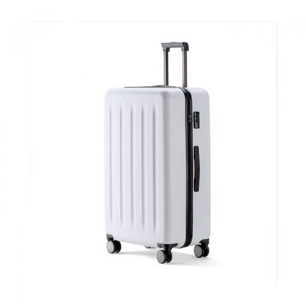 "Чемодан Xiaomi Mi Trolley 90 Points Seven Bar Suitcase 20"" (Белый / White): обзоры"