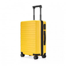 "Чемодан Xiaomi Mi Trolley 90 Points Seven Bar Suitcase 20"" (желтый/yellow)"