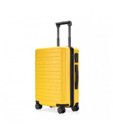 "Чемодан Xiaomi Mi 90 Points Seven Bar Suitcase 24"" (Желтый / Yellow)"