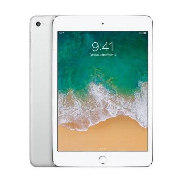 Apple iPad Mini 4 Wi-Fi 128 ГБ, Silver