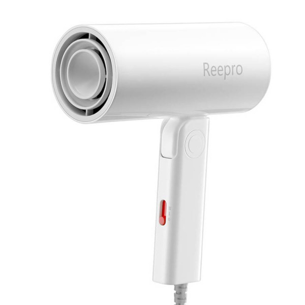 Фен для волос Xiaomi Reepro Mini Power Generation (Белый)
