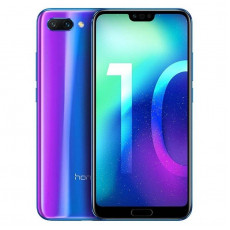 Huawei Honor 10; 64Gb Phantom Blue (Мерцающий синий) (US)