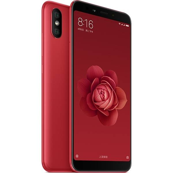 Xiaomi Redmi Note 5; 3Gb / 32Gb (Global Version) Red / Красный