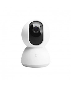 IP камера Xiaomi Mijia 360 Smart Home Camera Версия PTZ 1080p MJSXJ05CM  (белый)