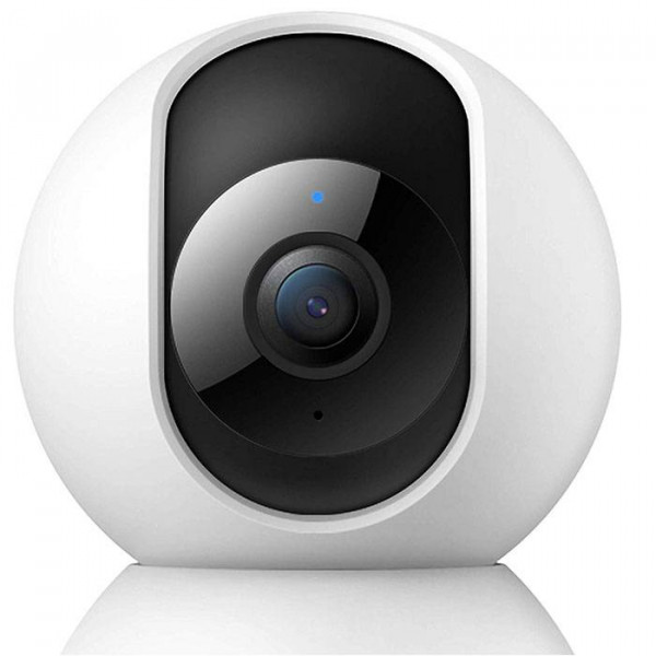 IP камера Xiaomi Mijia 360 Smart Home Camera Версия PTZ 1080p MJSXJ05CM (белый, RU)