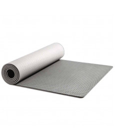 Коврик для йоги Xiaomi Yunmai Double-Sided Non-Slip Yoga Mat (серый)