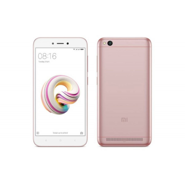 Xiaomi Redmi 5A; 2 Gb / 16 Gb Rose Gold (Розовый)