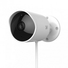 Наружная IP-камера Xiaomi Yi Outdoor Camera 1080p (белый)