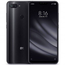 Xiaomi Mi 8 Lite; 6 / 128 GB Global Version Черный (Black)
