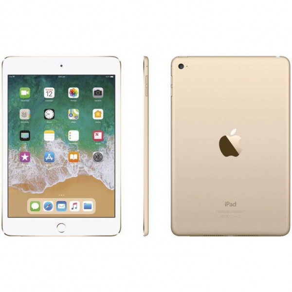 Apple iPad Mini 4 Wi-Fi 128 ГБ, Gold