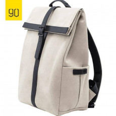 Рюкзак Xiaomi 90 Points Grinder Oxford Casual Backpack (белый)