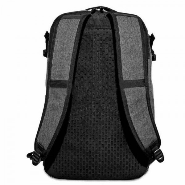 Рюкзак Xiaomi Carbon Sports Leisure Travel Shoulder Outdoor Backpack (Серый)