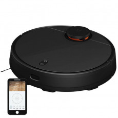 Робот-пылесос Xiaomi Mijia LDS Smart Robot Vacuum Cleaner / CH (черный)