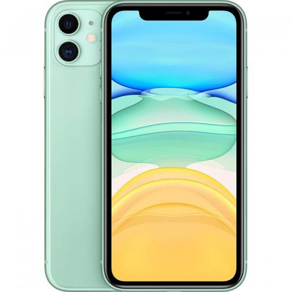 Смартфон Apple iPhone 11 256GB (зеленый): комплектация