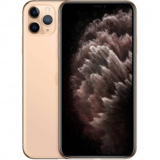Смартфон Apple iPhone 11 Pro Max 64GB (золотой)